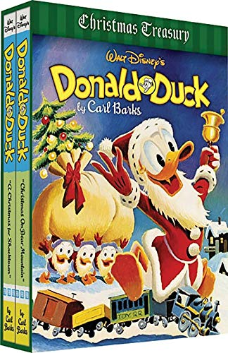 Walt Disney's Donald Duck Christmas Gift Box Set (The Complete Carl Barks Disney Library)