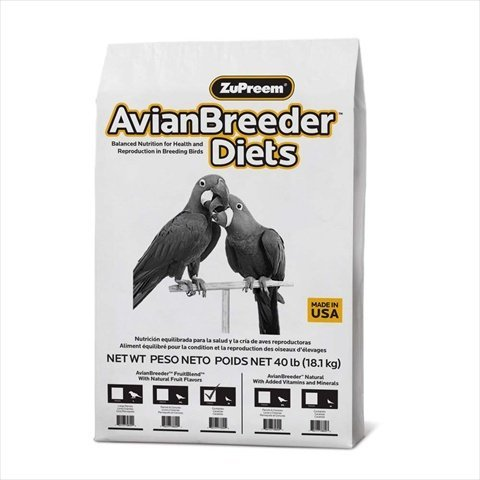 Zup Food Tiel Frt Breeder 40# by Premium Nutritional Prod/Zupreem