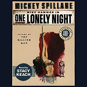 One Lonely Night Audiobook