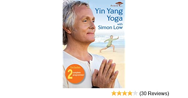 Amazon.com: Yin And Yang Yoga With Simon Low [DVD]: Yin and ...