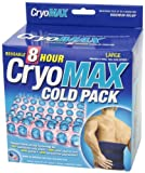 CryoMAX Cold Pack, Reusable, Latex Free, 8 Hour