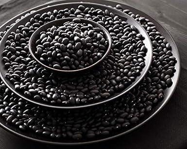 Frijoles de tortuga negros orgánicos, 8 Onzas - secos, sin ...