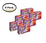 PACK OF 6 - Purina Friskies Meaty Bits Cat Food Variety Pack 12-5.5 oz. Cans