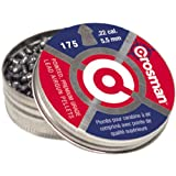 Crosman PO22 Pointed Pellets, .22-Caliber, 175-Count