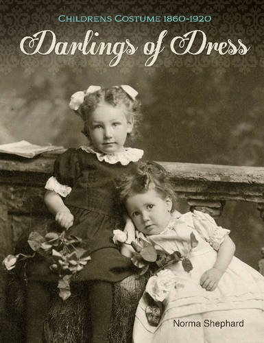 Darlings of Dress: Children's Costume (1914 Costumes For Sale)