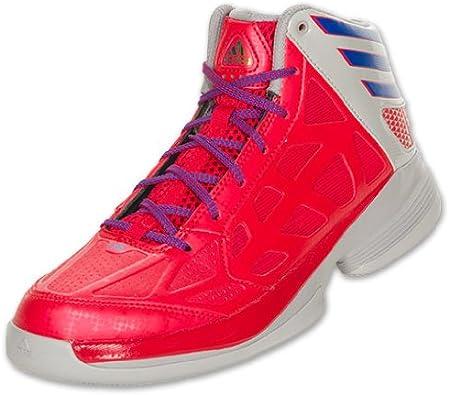Amazon.com: Adidas Crazy Shadow Men's Basketball Red/blue/alumin ...