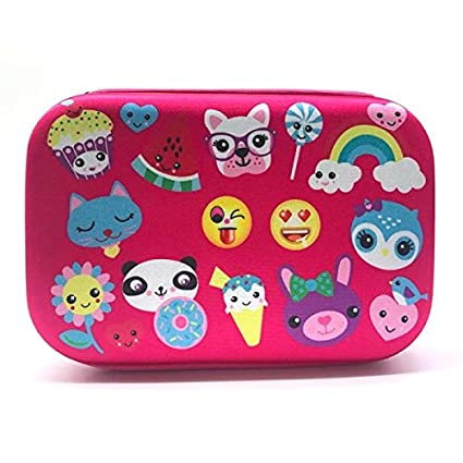 Amazon.com : | Pencil Cases | Pencil Case Estojo EVA ...