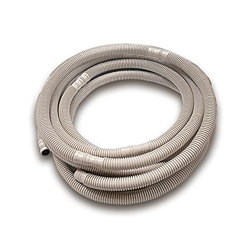 20 Ft Drain Hose for Ductless Mini Split Air Conditioner Heat Pump Systems; 5/8 ID