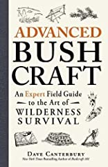 Trek deeper into the wilderness with New York Times bestselling author Dave Canterbury!In this valuable guide, survivalist Dave Canterbury goes beyond bushcraft basics to teach you how to survive in the backcountry with little or no equipment...