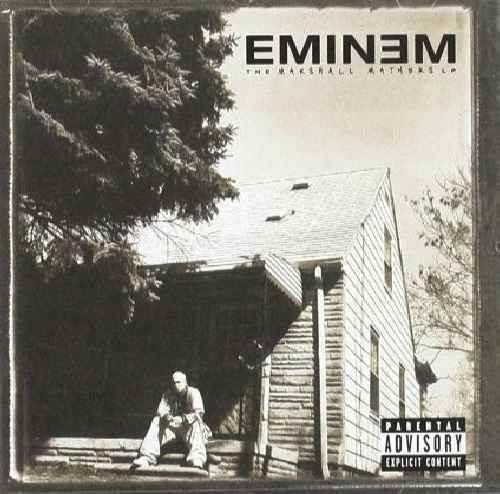 Music : The Marshall Mathers LP