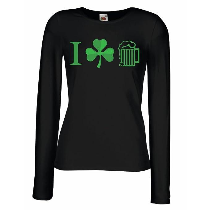 cb8a3e187 T Shirt Women Shamrock Symbol, St. Patrick's Day, St. Patty's Day Event