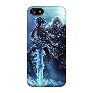 Ideal MeSusges Case Cover For Iphone 5/5s(warcraft), Protective Stylish Case