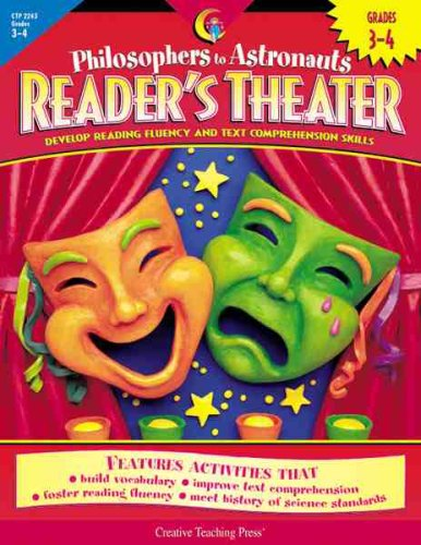 Download Reader's Theater: Philosophers to Astronauts, Gr. 3-4 PDF