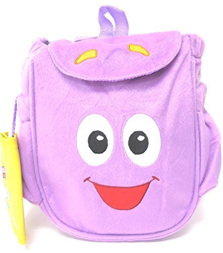 Dora Toddler Costume (Dora the Explorer Dora Plush Mr. Backpack with Map New)