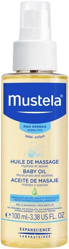 MUSTELA Aceite de Masaje Spray 100ML