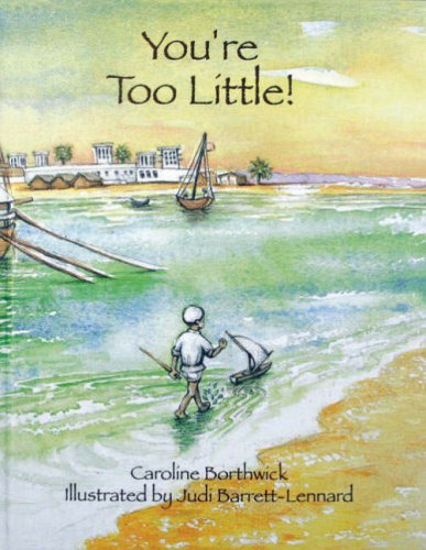 9948431200 - Caroline Borthwick: You're Too Little - كتاب