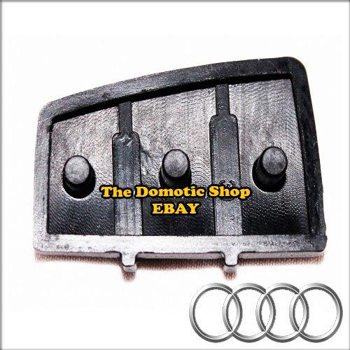 A8 A3 Pour Audi A1 Bouton poussoir de t/él/écommande A6 A4 A5 En plastique