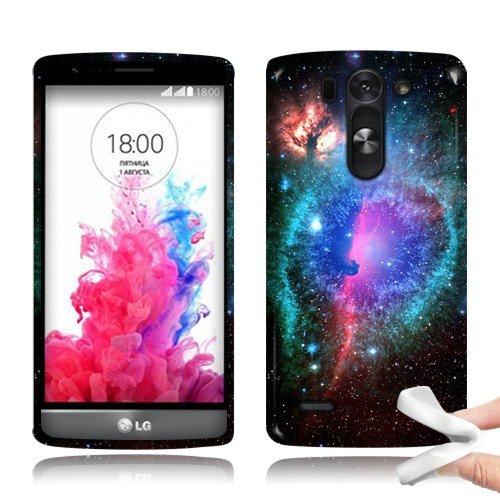 LG G3 mini D725 Clash of Cosmo Galaxy TPU Skin Cover