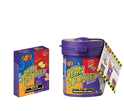 Jelly Belly BeanBoozled Jelly Beans 3.5 oz Mystery Bean Disp