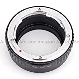 Pixco Lens Adapter For Konica AR Lens To Sony E Camera Adapter A5100 A6000 A5000 NEX-5T NEX-3 NEX-5 NEX-VG30