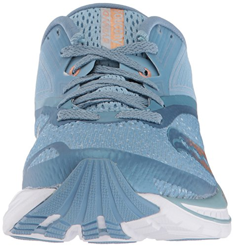 Denim Copper Running Women's Blue Shoes Saucony Kinvara Light 9 0HffFq