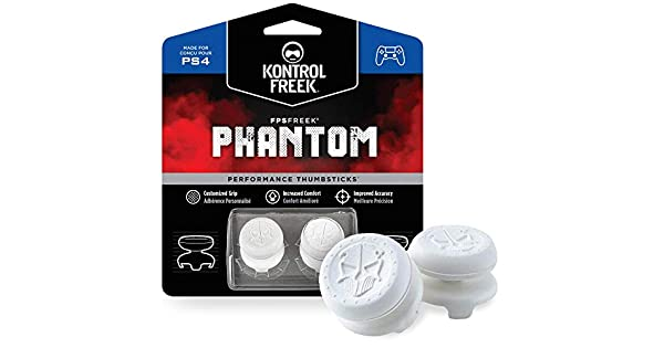 KontrolFreek FPS Freek Phantom para PlayStation 4 (PS4) Controller ...