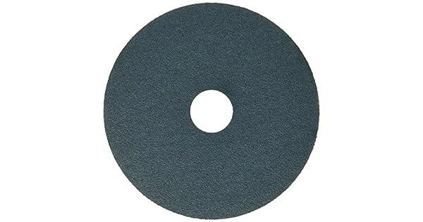 United Abrasives-SAIT 69226 Economical Zirconium Fiber Disc 4-1//2 X 7//8 100 Per Box 36 Grit
