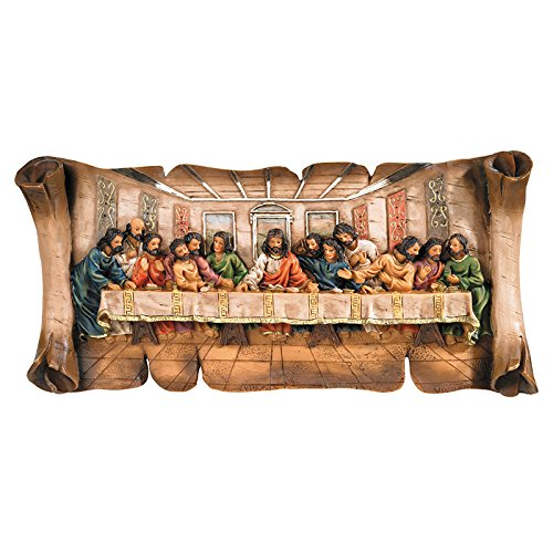 Catholic & Religious Last Supper Plaque