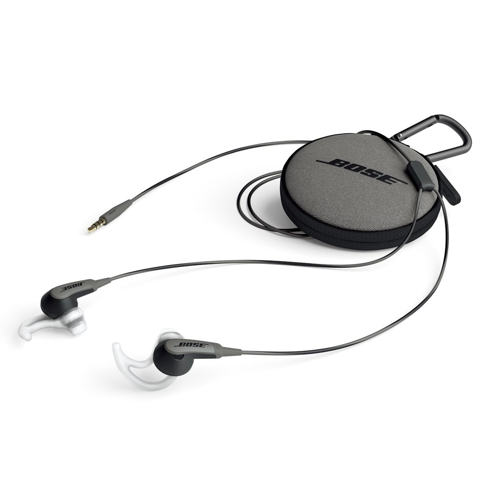 Bose SoundSport in-ear headphones イヤホン チャコール【国内正規品】