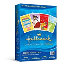 Nova Development Us Hallmark Card Studio 2011 Deluxe [Old Version]