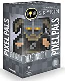 PDP Pixel Pals The Elder Scrolls V: Skyrim Dragonborn Collectible Lighted Figure, 878-036-NA-Dovahkiin
