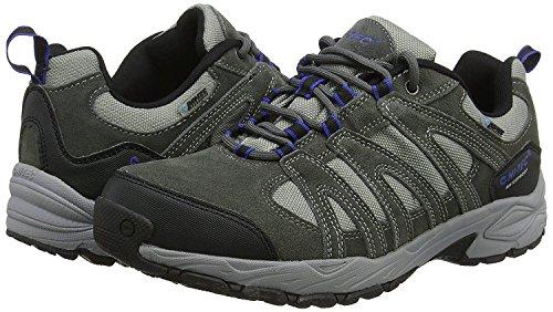 tec Alto Hi Ii Homme De Nordique Charcoal Low Wp Chaussures Marche cobalt UaFSw5Fxqd