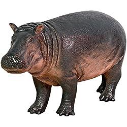 Design Toscano NE110087 Bobo The Baby Hippo Statue