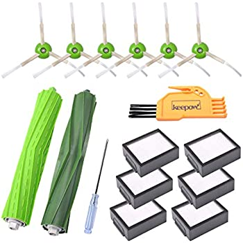 Amazon Com Keepow Replacement Parts For Irobot Roomba I7