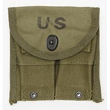 US GI 1950's Dated M1 Carbine O.D. Belt Pouch. NORTHRIDGE INTERNATIONAL INC.