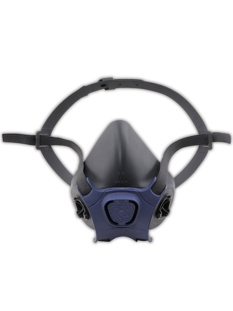 Moldex M7003L Reusable Half Mask Respirator, Large