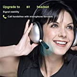 Auto Car Bluetooth AUX 3.5mm Jack Audio Music Receiver Handsfree Call Adapter,Heavy Bass Headphones, Gaming Headphones