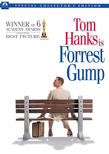 Forest Green History Arch - Forrest Gump