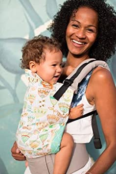 Tula Ergonomic Baby Carrier – Standard – Dew Drop