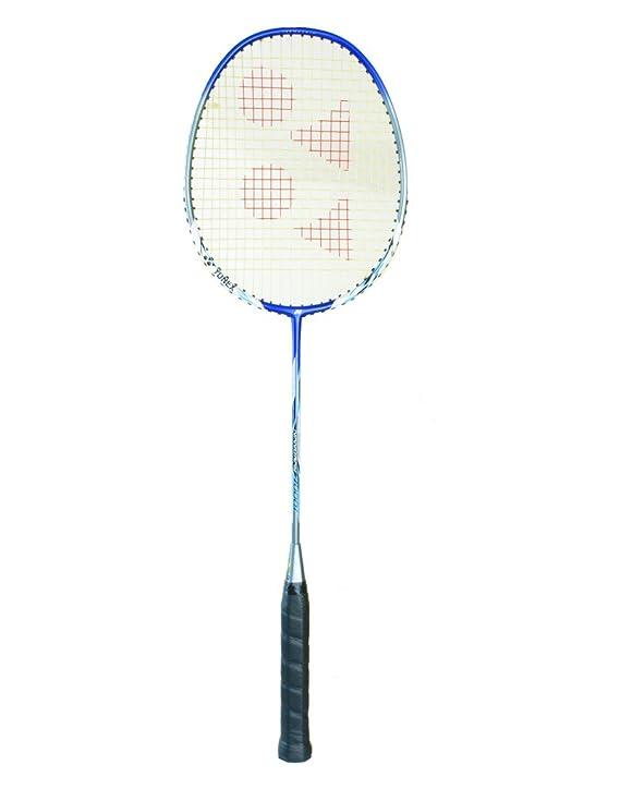 Yonex Nanoray 7000i Aluminum Alloy Strung Badminton Racquet  Blue  with Full Cover
