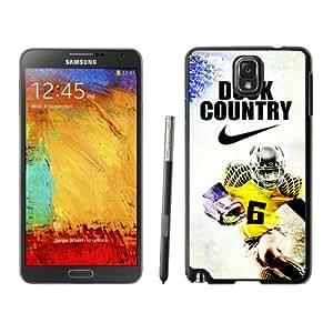Duck Country Black Hard Plastic Samsung Galaxy Note 3 N900A N900V N900P N900T Phone Cover Case