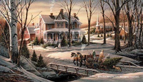 Wild Wings Homeward Bound Limited Edition Print by Terry Redlin
