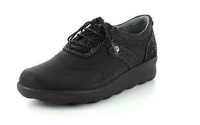 2da0993f9f2 Wolky Women s Nido Black Cartagena Sneaker 37 (US Women s ...