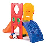 Toddler Slides And Climbers Kids Climber For Girls Boys Kitchen Playsets Indoor Outdoor Swingsets Toy Fun Playground Sports Slide Gym NEW