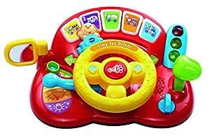 VTech Baby 166603 Tiny Tot Driver , Multi