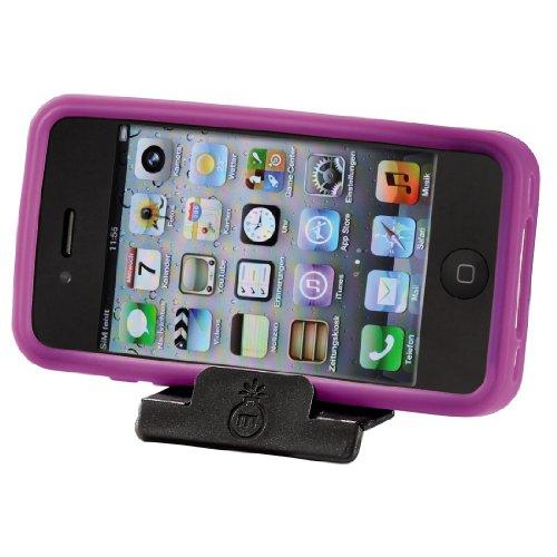 R hama coque de protection pour apple iPhone 4/4S (lilas)