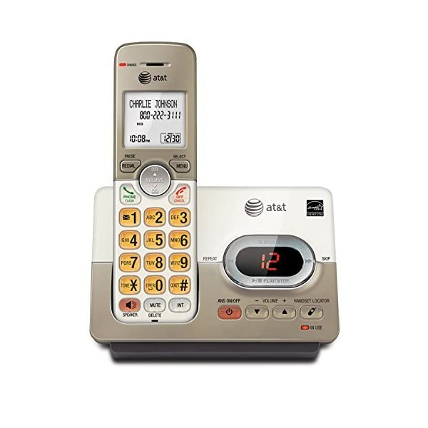 Phone-Answering-System cordless