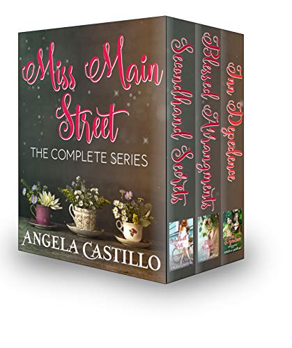 Miss Main Street The Complete Series: Books 1-3 by [Castillo, Angela]