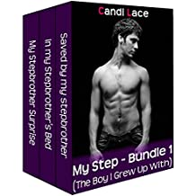 My Stepbrother - Bundle 1: A BBW Forbidden First Time Romance Boxset (Taboo: The Boy I Grew Up With)