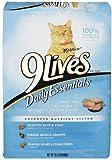 9 Lives Daily Essentials, 13.3-Pound Bag